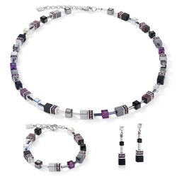 Coeur de Lion set Medium Amethyst 5011-0824