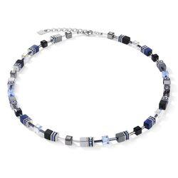 Coeur de Lion collier medium blauw 5011-10-0700