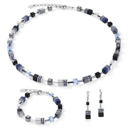 Coeur de Lion set medium blauw 5011-0700