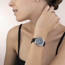 Coeur de Lion horloge multicolor Midnight Black 7610-70-1313