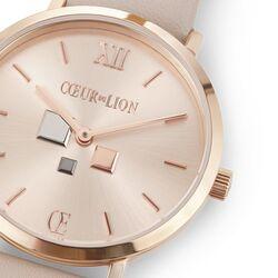 Coeur de Lion horloge Champagne 7601-71-1036