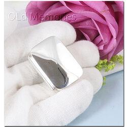 Zilveren doosje rechthoekig glad van Carrs