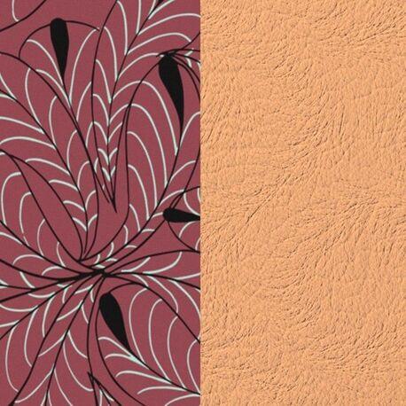 Les Georgettes 14 mm inlay bloemblaadjes licht roze