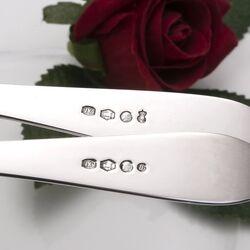 Grote zilveren lepel en zilveren vork puntfilet bij Zilver.nl