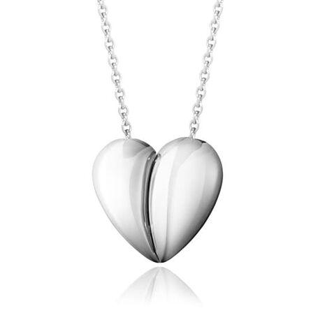 Georg Jensen ketting met hanger hart hearts 10017504