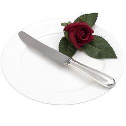 Dessertmes zilver heft prinses 251