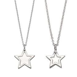 Little Star set Silver Star