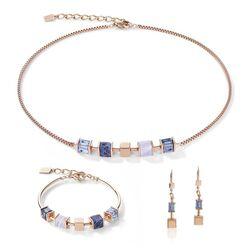 Coeur de Lion complete set chain blue