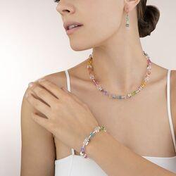 Coeur de Lion collier multicolour crystal