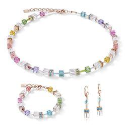Coeur de Lion complete set multicolour crystal
