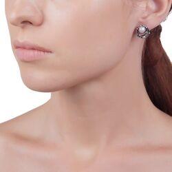 Giovanni Raspini zilveren Astra oorstekers