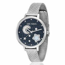 Julie Julsen horloge Dream zilver