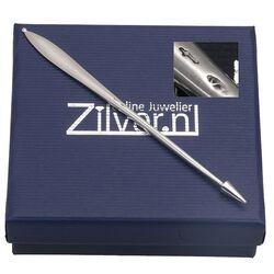 Uier priem zilver antiek 19e eeuws Zilver.nl