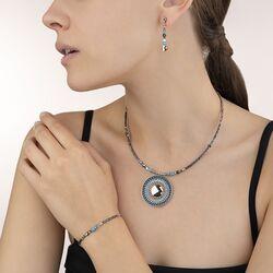 Coeur de Lion set 5035-10-0735 amulet amazoniet Montana