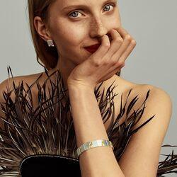Zilveren Chasm oorstekers goud 2651540t Lapponia Bjorn weckstrom