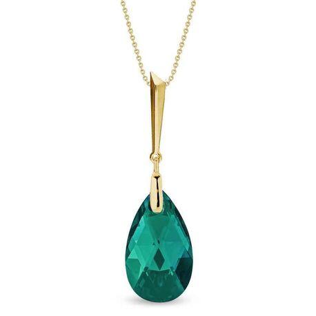 Spark collier Lacrima Emerald