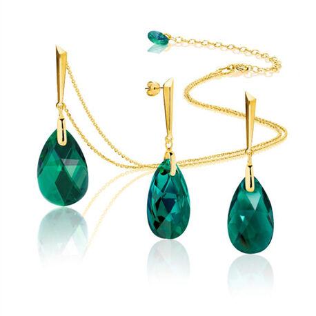Spark set Lacrima Emerald