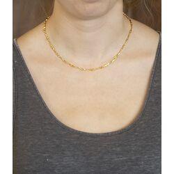 Lapponia 14 karaats gouden collier Rannio 123030
