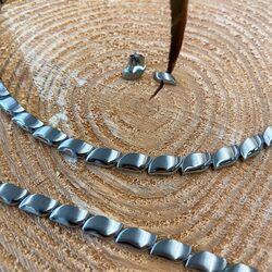 Boccia titanium armband 03032-01
