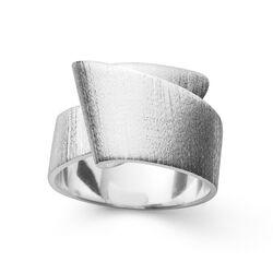 Bastian Inverun ring lovely loop zilver 38331