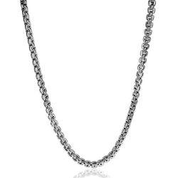 Zinzi zilveren ketting fantasie schakels 43 cm ZIC2147