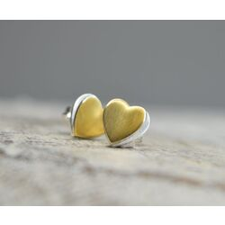Bastian Inverun bicolor oorstekers hart 27821