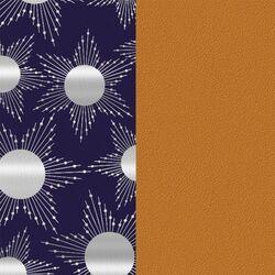 Les Georgettes 25 mm inlay spaken bruin