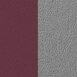 Les Georgettes 25 mm inlay paars metaal