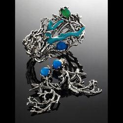 Reef sieraden set van Giovanni Raspini