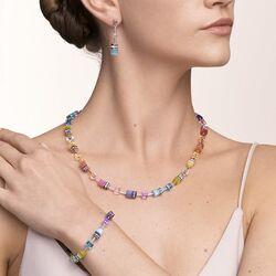 Coeur de Lion armband 5010-30-1522 Medium 50 fresh pastell multicolour