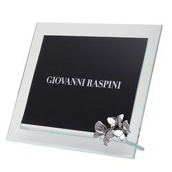 Giovanni Raspini zilveren fotolijst met drie vlinders