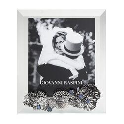Giovanni Raspini zilveren fotolijst zee opaal