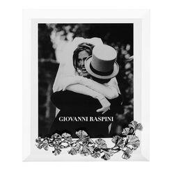 Giovanni Raspini zilveren fotolijst Ginkgo