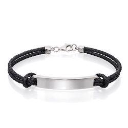 Little Star Loic naamplaat armband voor heren LSB0348