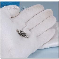 zilveren hanger sterrenbeeld maagd raspini