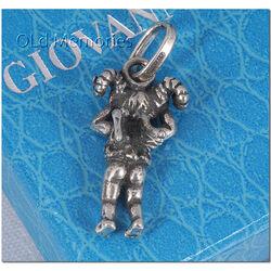 Zilveren sterrenbeeld ram raspini