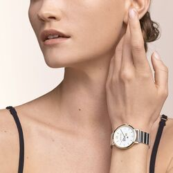 Coeur de Lion horloge bicolor 7604-72-1714