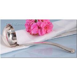 Zilveren juslepel model 4050 Ideaal van Hooijkaas