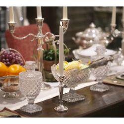 Led kaarsen 25 cm hoog met een wax coating van Uyuni, zo mooi