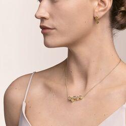 Coeur de Lion collier 5071-10-1600 Dancing Gold