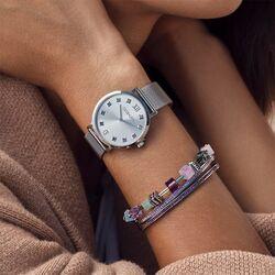 Coeur de Lion horloge multicolor Silver Sunray 7610-70-1717
