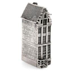 Zilveren grachtenhuis Herengracht 269 Amsterdam