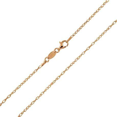 MY iMenso Forzatine diam collier roséverguld zilver 27-0103