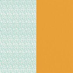 Les Georgettes Aqua Pollen inlay 25 mm groen donkergeel