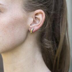 Boccia Titanium bicolor oorstekers 05046-02