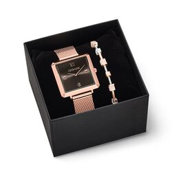 Coeur de Lion rosé cadeauset bruin 7621-53-1636