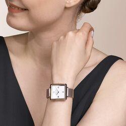 Coeur de Lion horloge vierkant Champagne 7625-70-1128
