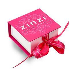 Zinzi Rose Verguld Bolletjescollier Zi70bolr