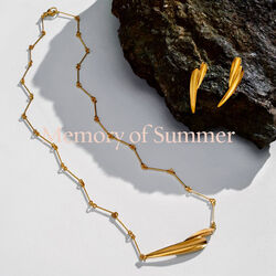 Gouden collier Memory of Summer Lapponia