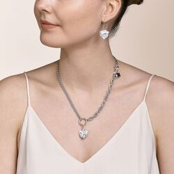 Coeur de Lion sieradenset Magisch kristal 5054-1800